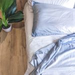 Comffe, ocean hues, bed sheet Singapore, fitted sheet, Ocean bed, quilt cover, bedsheet sg, bedsheet in singapore